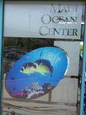 Maui Ocean Center Entrance